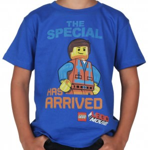 LEGO Movie Emmet the Special T-Shirt