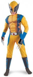 Marvel Wolverine Kids Costume
