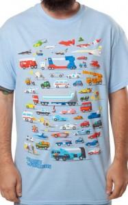 Men's Autobot Transformer T-shirt