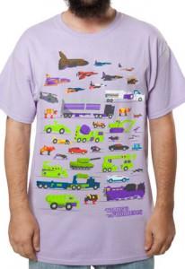 Men's Decepticon Transformer T-shirt