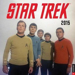 Original Star Trek Series 2015 Wall Calendar