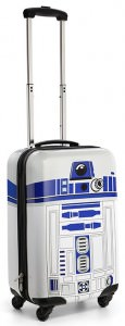 Star Wars R2-D2 Lugage Suitcase