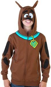 Scooby-Doo Kids Costume Hoodie
