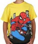 Shooting Web Spiderman T-Shirt