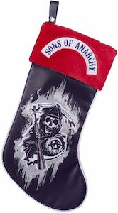 Sons Of Anarchy Christmas Stocking