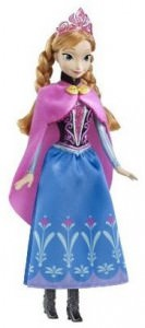 Sparkle Anna Doll From Disney's Frozen