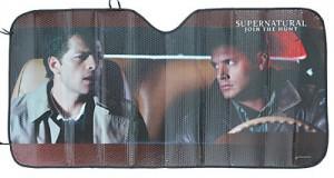 Supernatural Sam And Dean Sun shade 3917fa04e63