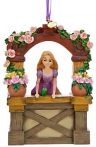 Tangled Rapunzel Singing Ornament