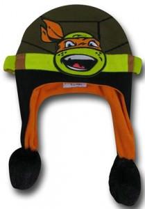 Teenage Mutant Ninja Turtles Kids FLIPEEZ  Laplander Hat