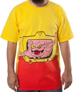 Teenage Mutant Ninja Turtles Krang Brain T-Shirt