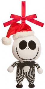 The Nightmare Before Christmas Jack Plush Ornament