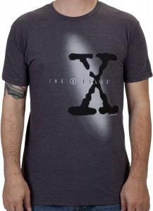 The X-Files Logo T-Shirt