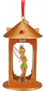 Tinker Bell Light Up Ornament