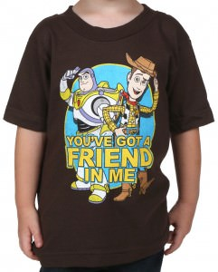 Toy Story Best Friends Toddler T-Shirt