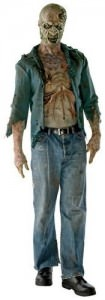 Walking Dead Decomposed Zombie Adult Costume