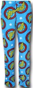 Wonder Woman Lounge And Pajama Pants