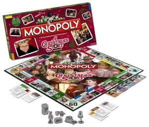 A Christmas Story Collector's Edition Monopoly