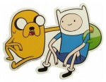 Adventure Time Talking Friends Magnet