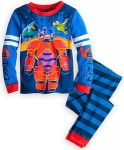 Big Hero 6 Baymax Kids Pajama