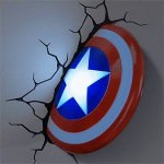 Captain America Sheild Night Light