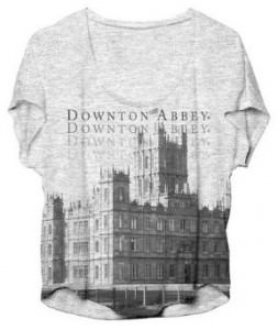 Downtown Abbey Cityscape Loose T-Shirt