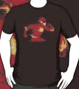 Flash Paint Splatter T-Shirt