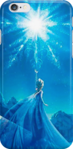 Frozen Elsa iPhone And Galaxy Case