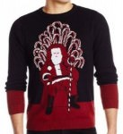 Game Of Thrones Santa Throne Sweater