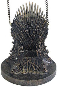 Game of Thrones The Iron Throne Christmas Ornament