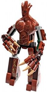 Groot LEGO Action Figure