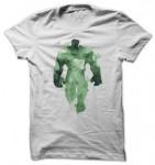 Hulk Faded Green Paint T-Shirt