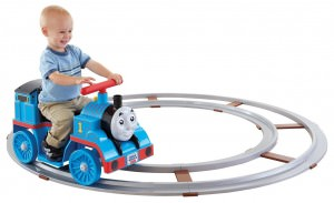 Power Wheels Thomas The Train With Track