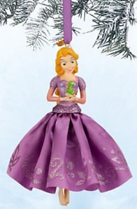 Rapunzel And Pascal Ornament