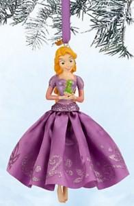 Rapunzel And Pascal Ornament