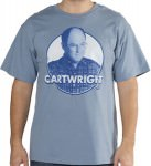 Seinfeld George Constanza Cartwright T-Shirt