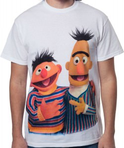 Sesame Street Bert And Ernie T-Shirt