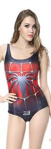 Spider-Man 3 One Piece Bathing Suit