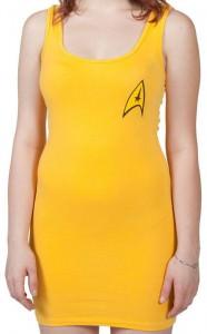 Star Trek Command Officer Tank Dress