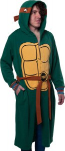 Teenage Mutant Ninja Turtle Robe