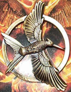The Hunger Games Mockingjay Part 1 Pin