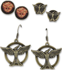 Mockingjay Part One Earrings from The Hunger Games