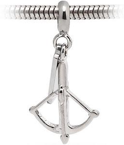 The Walking Dead Daryl's Crossbow Bracelet Charm