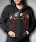 The Walking Dead Woodbury Population Hoodie
