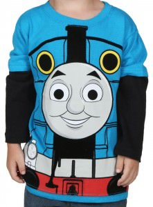 Thomas The Tank Long Sleeve T-Shirt