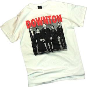 Downton Abbey Servants T-Shirt