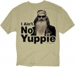 Phil Robertson I Ain't No Yuppie T-Shirt from Duck Dynasty