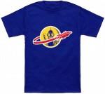 Futurama Bender Space Ship T-Shirt