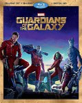 Guardians of the Galaxy Movie blu ray and dvd