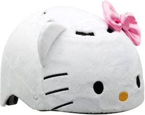 Hello Kitty Bike Helmet