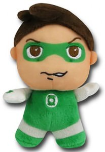 Little Plush Green Lantern Figure